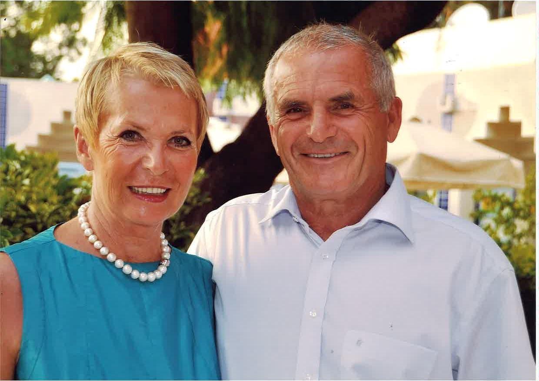 Maria und Kurt Gröbmiller