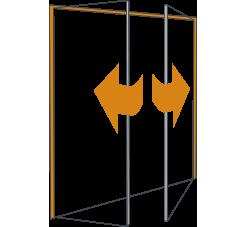 Automatische Drehflügeltüren